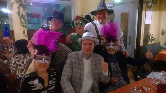 FDVH:s Karneval 2016