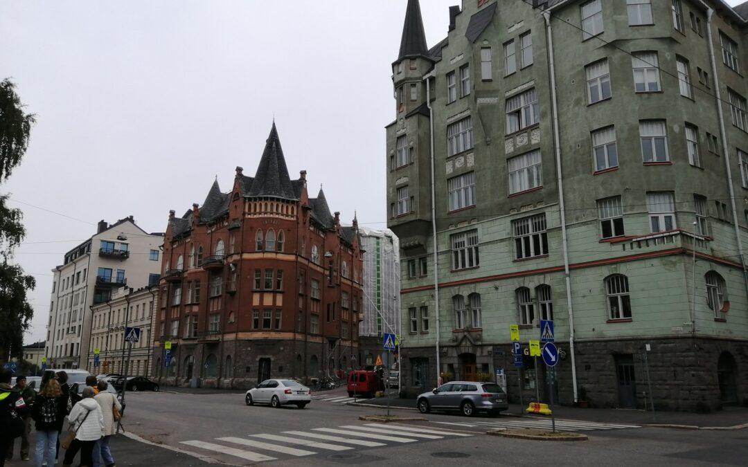 9. September 2021 – Rundgang Katajanokka